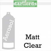 dartfords Nitro Klarlack Spraydose farblos Transparent Matt