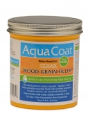 Aqua Coat Clear Grain Filler
