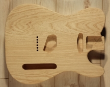 Tele Body US Swamp Ash