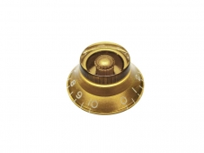 Gibson Style Knob, Gold